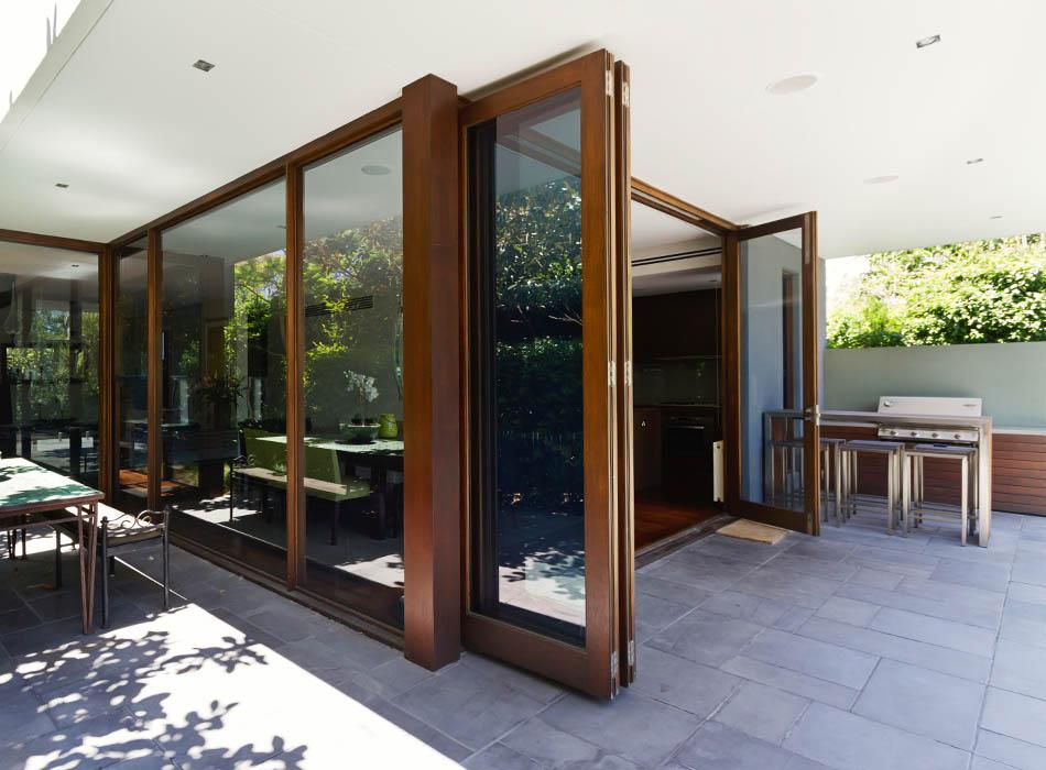 Aluminium Bi-Fold Doors in Retford