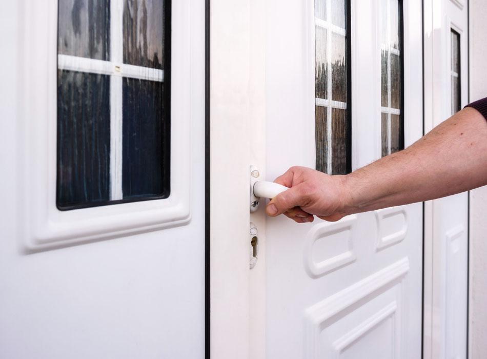 PVCu Doors in Retford